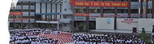 Trường THCS và THPT Nguyễn Khuyến - Cơ sở Bình Dương